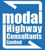 Modal Highway Consultants Limited - blue and white logo